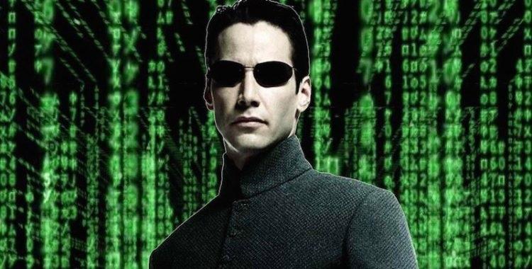 Capa do filme Matrix (Imagem: Divulgação)