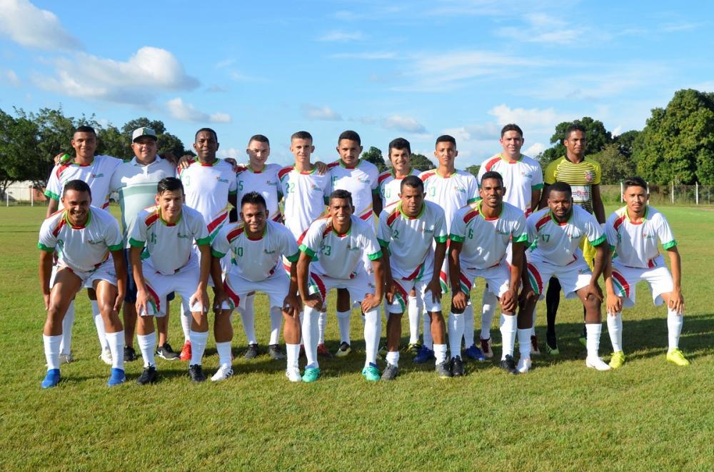 Seleção de Água Branca (Imagem: Valdomiro Gomes/CANAL 121)