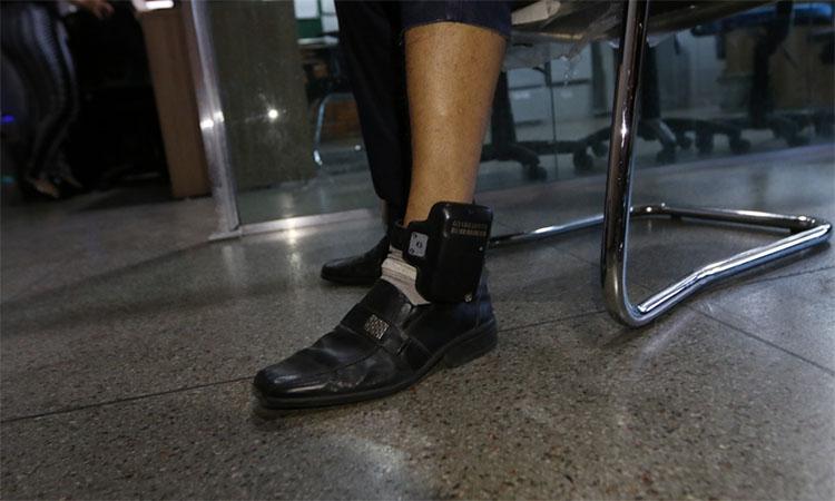 Piauí tem 436 presos monitorados com tornozeleira; 88,6% são do sexo masculino