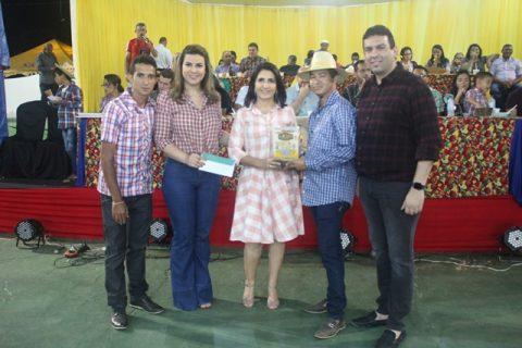 A Segunda Noite do XXXI Festival de Quadrilhas Juninas de Valença do Piauí