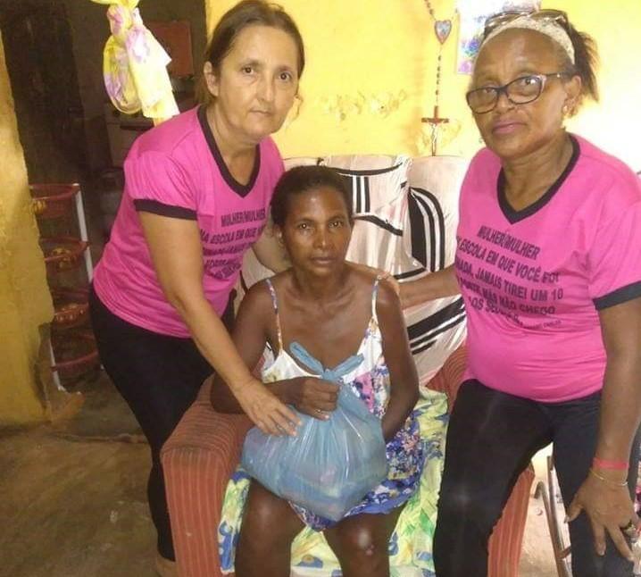 Criança recém-nascida, filha de regenerense, precisa urgentemente de ajuda para tratamento de saúde