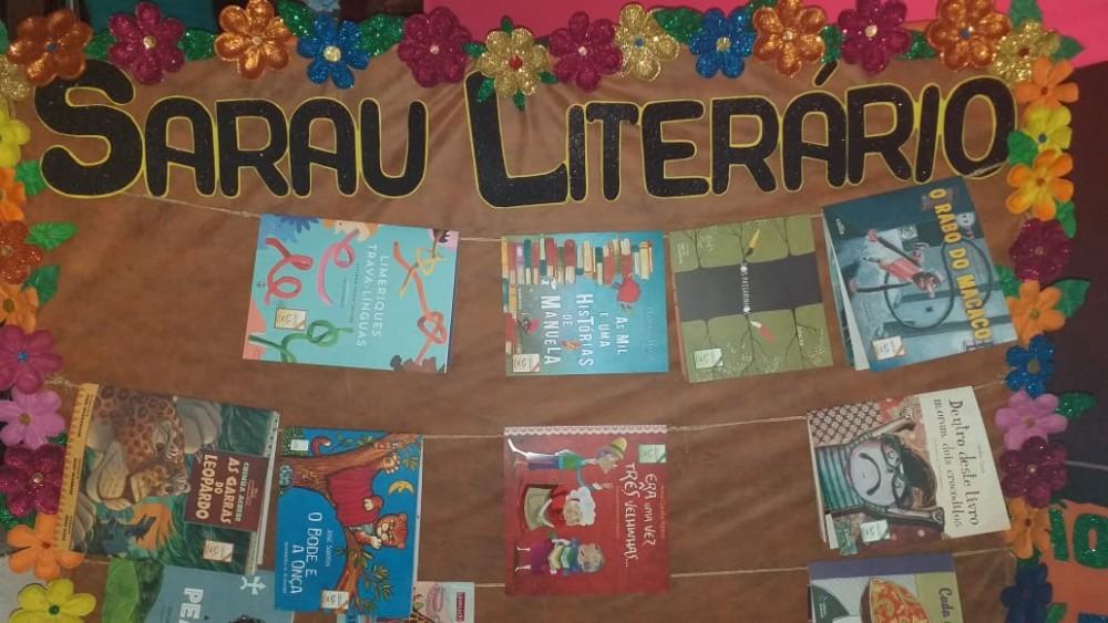 1º Sarau Literário contagia e emociona público, em Barro Duro