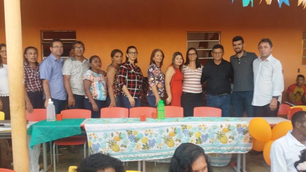 Unidade Escolar Agenor Veloso realiza quermesse