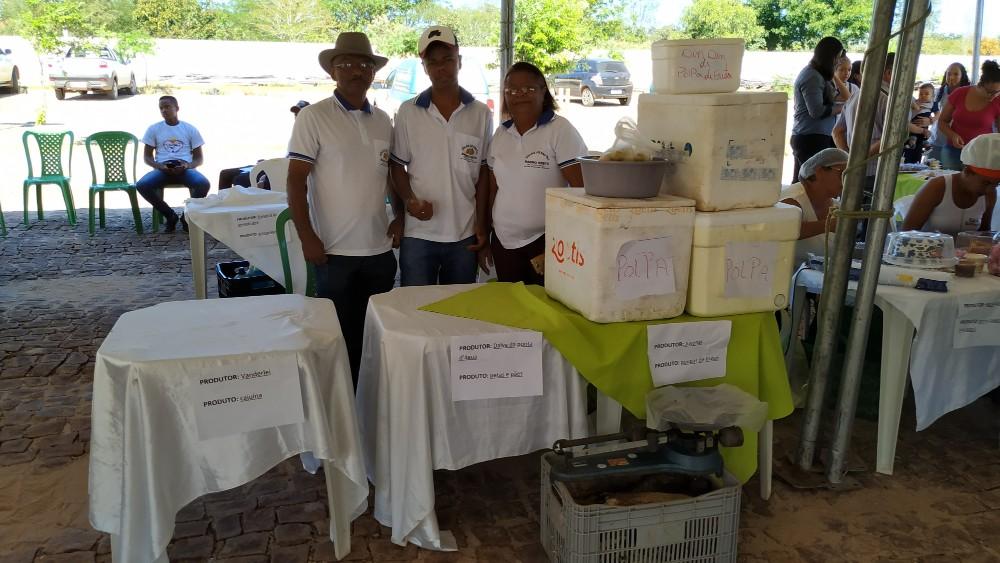 3ª Feira Territorial da Agricultura Familiar do Vale do Sambito