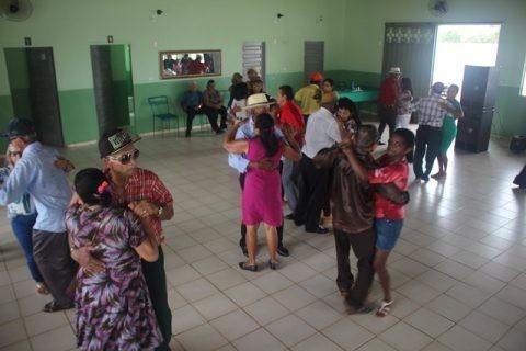 Valença do Piauí – SEMAS promoveu mais um domingo de lazer para os idoso
