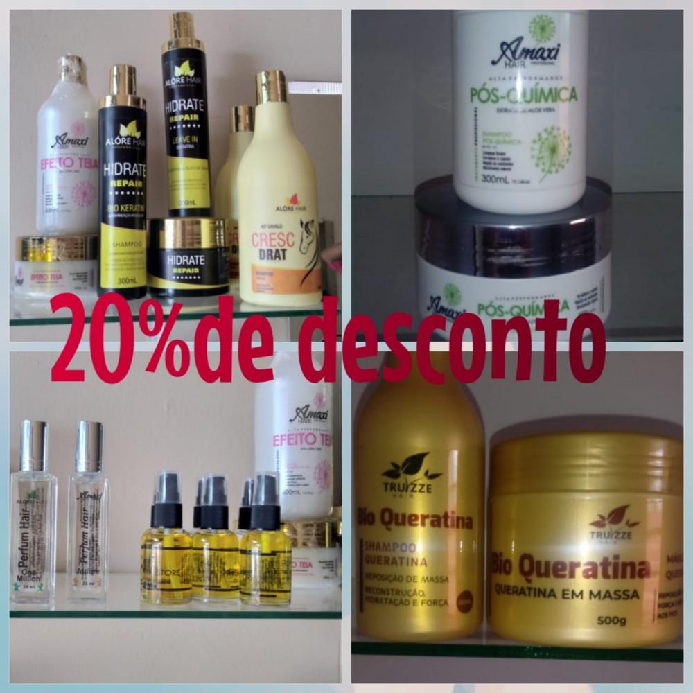 Salão Rayanne Cabelos, diversos preços que cabem no seu bolso