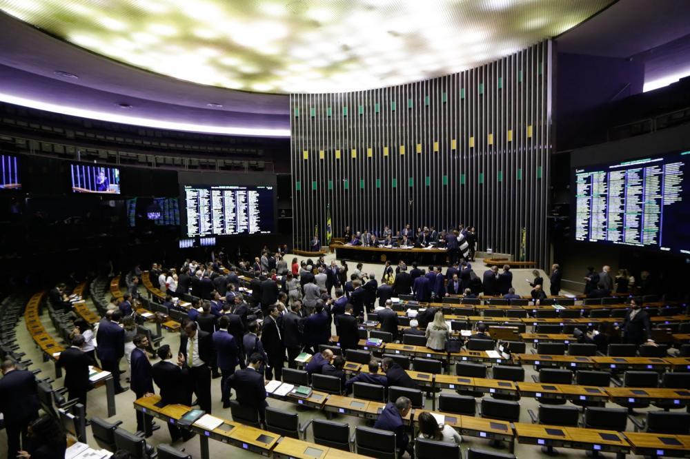 Câmara dos Deputados - Foto: Gabriela Biló/Estadão Conteúdo