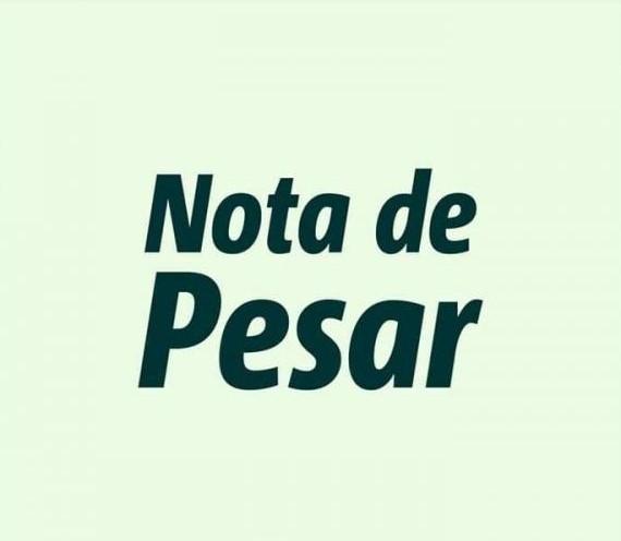 Nota de Pesar (Imagem: Divulgação)
