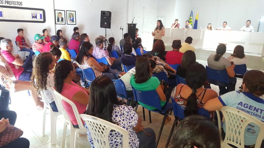 Projeto itinerante 'Defensoria Publica Para Todos' e lançado em Lagoa do Sítio