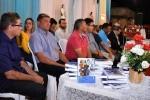"""Empresário Paulo Construtor esteve no evento de lançamento do livro """"Pilares de Aroazes"""""""