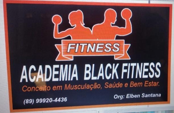Inauguração da academia Fitness em Lagoa do Sitio