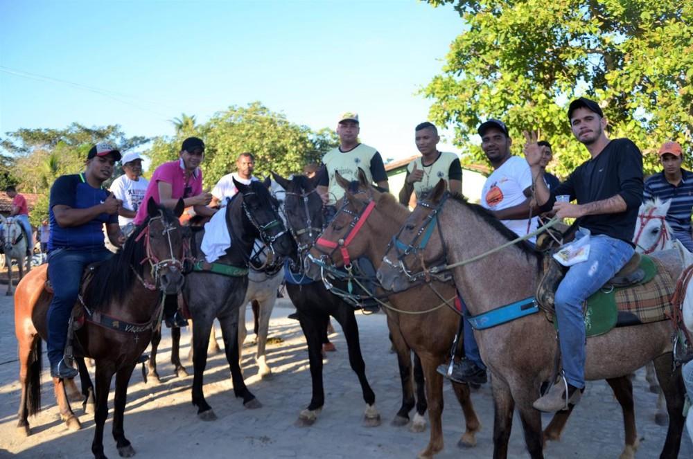 4ª Cavalgada do Fogoió na comunidade Baixinha é realizada com sucesso; imagens