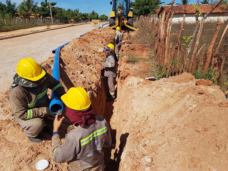 Piauí deve gerar 7 mil empregos com retomada de 400 obras; PI-225, que liga Hugo Napoleão à BR-316 será reiniciada