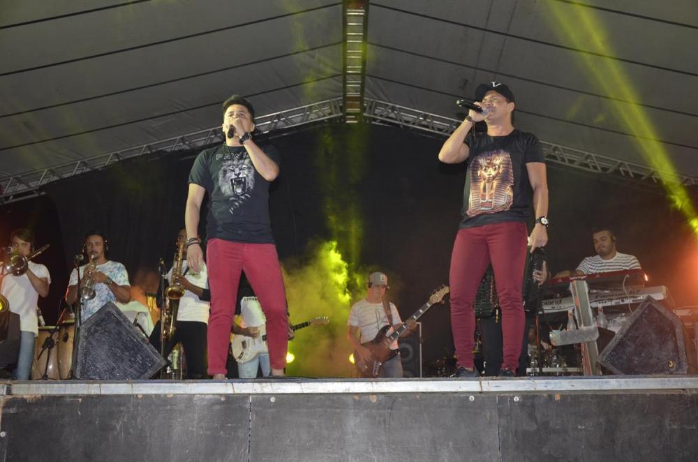 Waldo e Felipe (Imagem: Valdomiro Gomes/CANAL 121)