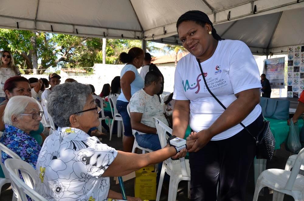 Secretaria de Saúde de Angical do Piauí realiza projeto 'Saúde Itinerante' com oferta de serviços gratuitos; imagens