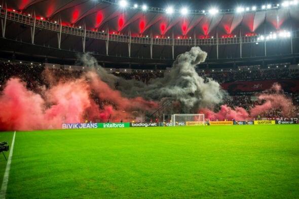 (Imagem: Divulgação-Alexandre Vidal/Flamengo)