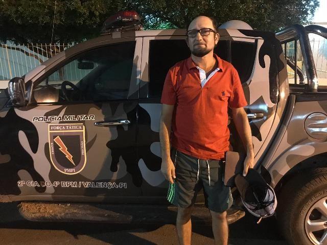 Força Tática realiza mais uma prisão na Cidade de Valença do Piauí