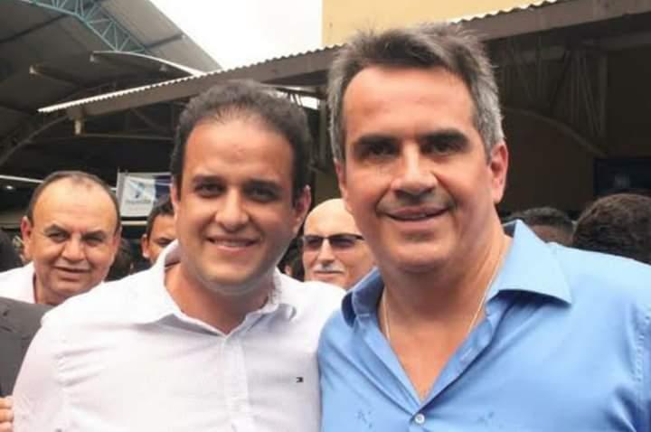 Prefeito Diego Teixeira e Senador Ciro Nogueira