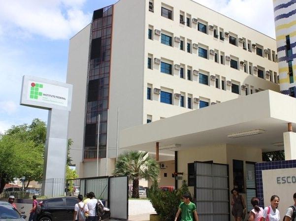 IFPI Campus Central, em Teresina (Foto: divulgação)