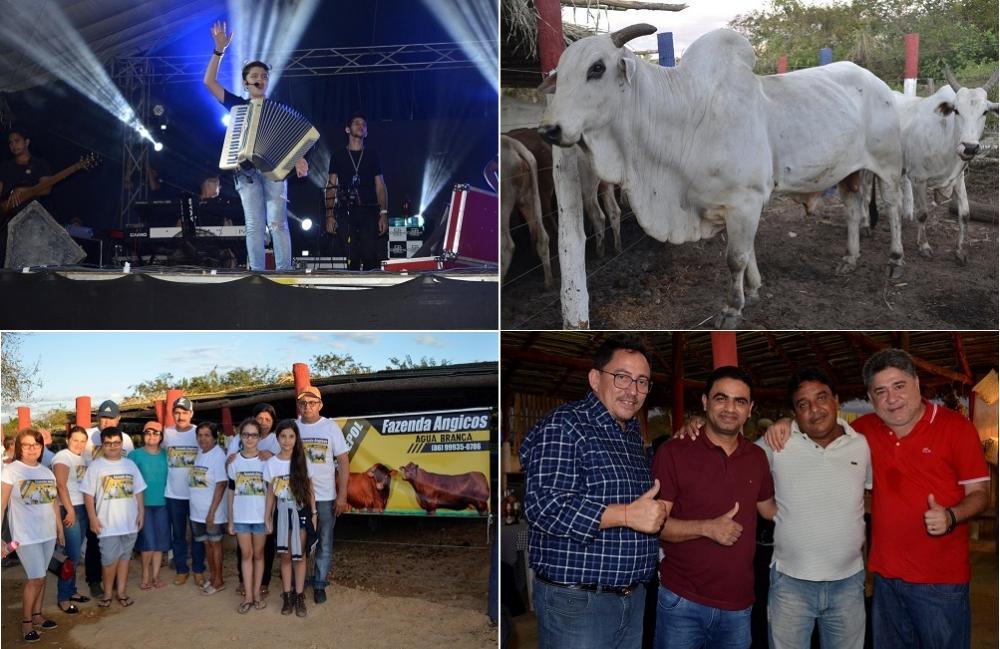 Expo-Agri reúne grande público em Agricolândia; veja imagens