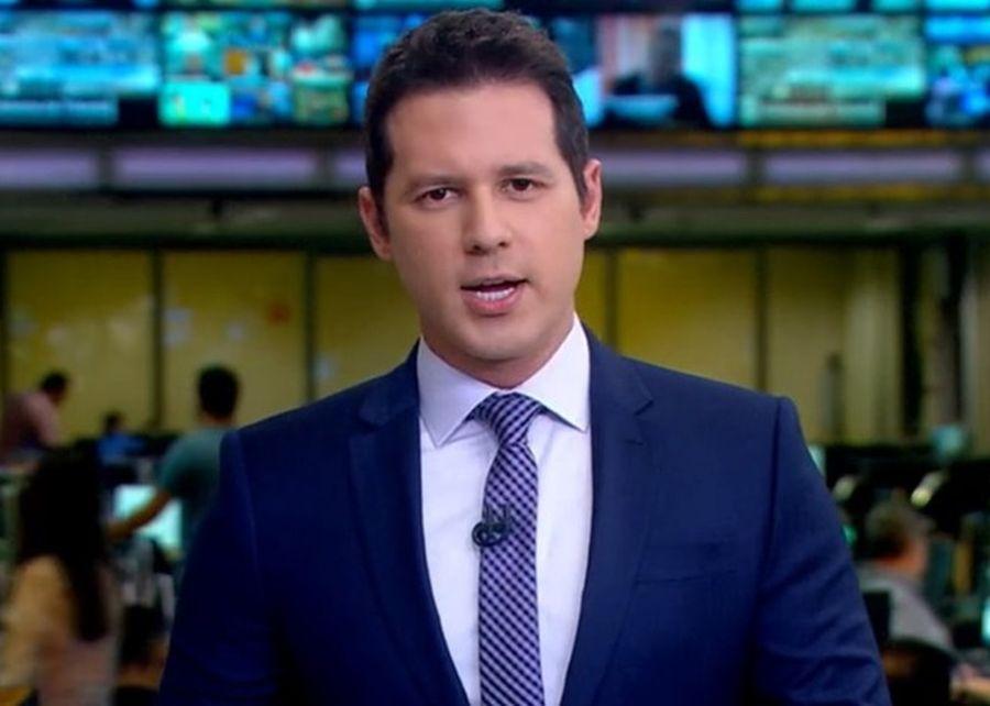 Dony De Nuccio (Imagem: Reprodução TV Globo)