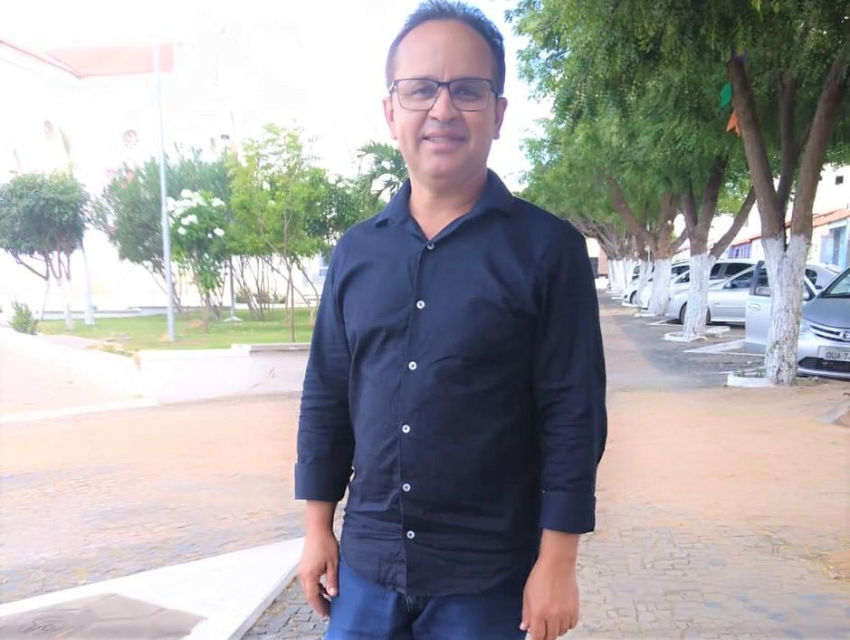 Antônio Filho, novo secretário municipal de Saúde de Barro Duro (Imagem: Divulgação)