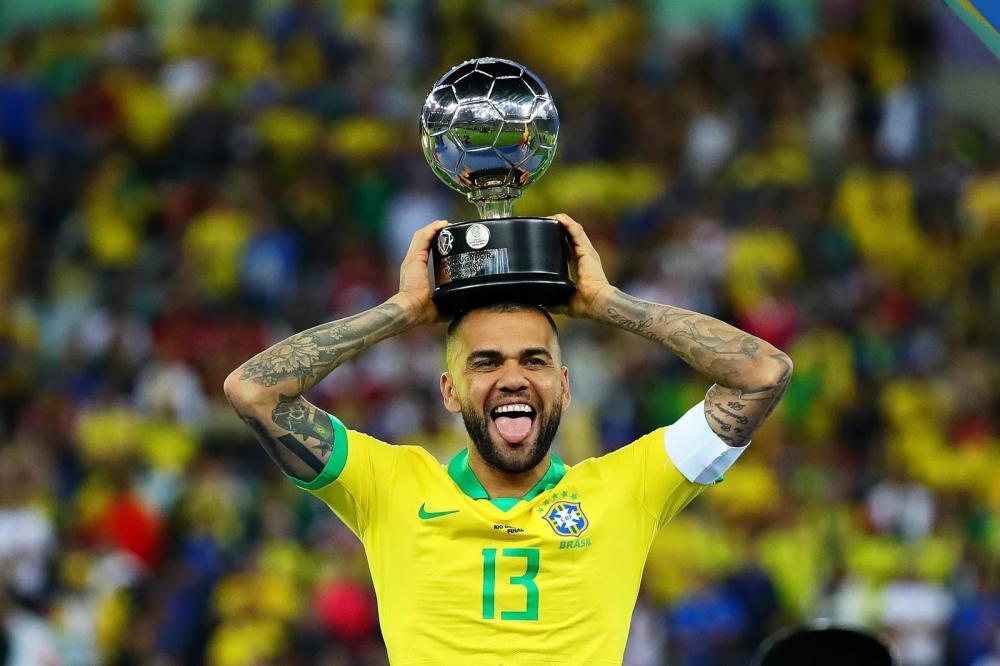 Daniel Alves (Imagem: Divulgação-Getty Images)