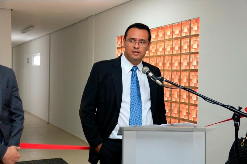 Dr. Mário Alexandre Costa Normando, Promotor de Justiça de Água Branca
