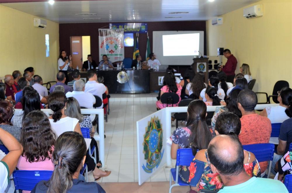 Audiência Pública (Imagens: Valdomiro Gomes/CANAL 121)