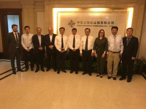 Empresa chinesa manifesta interesse no Porto de Luís Correia-PI