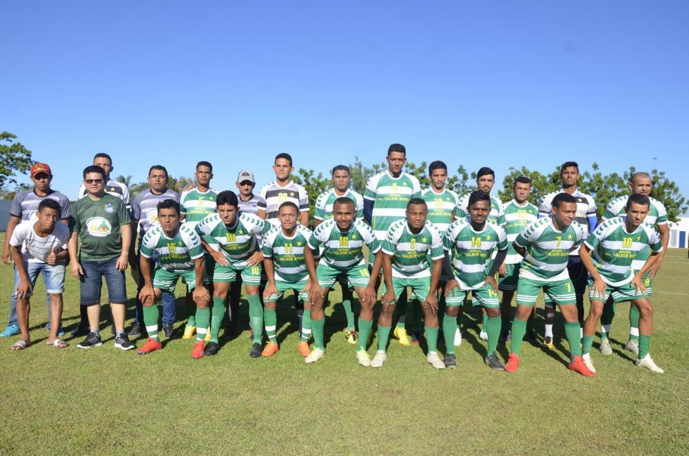 Seleção de Francisco Ayres (Imagem: Valdomiro Gomes / CANAL 121)