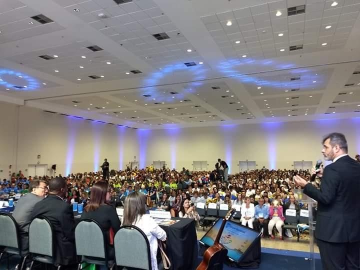 Sec. de Educação de Amarante participa do Fórum Nacional dos Dirigentes Municipais de Educação