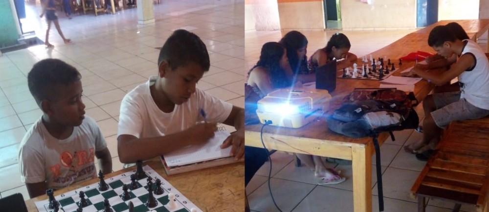 São Pedro do PI | Secretaria de educação lança projeto Xadrez na Escola