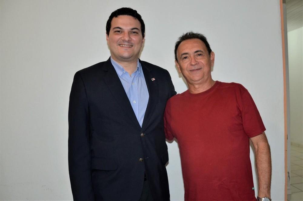 Presidente da OAB Piauí Celso de Barros participa de confraternização pelo dia do Advogado na Subseção de Água Branca