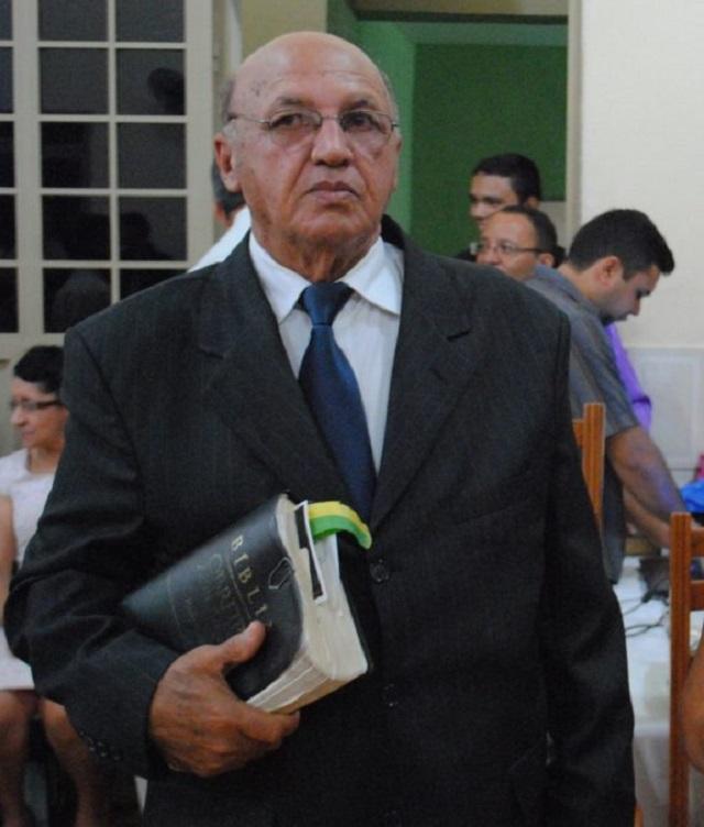 Pastor Luiz Pereira