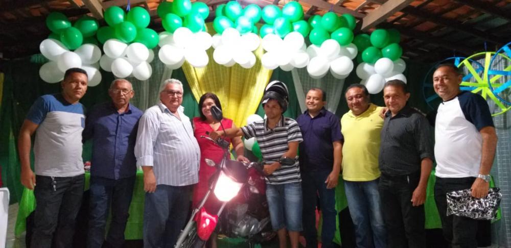 Festa em homenagem aos Pais em Lagoinha do Piauí (Imagem: Divulgação Ascom)