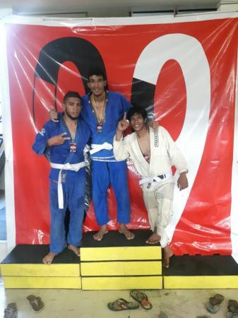 O atleta Monsenhorgilense Jônatas Christian vem se destacando no cenário do Jiu-Jitsu piauiense