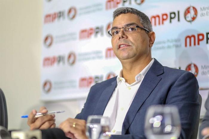 Promotor Vando da Silva Marques / Reprodução