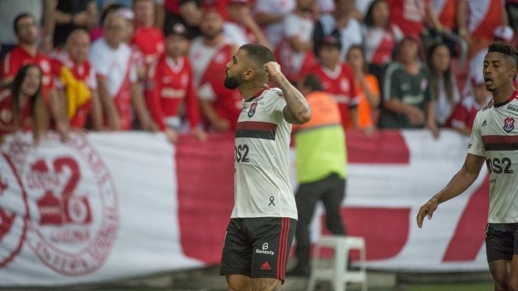 Imagem: Alexandre Vidal / Flamengo