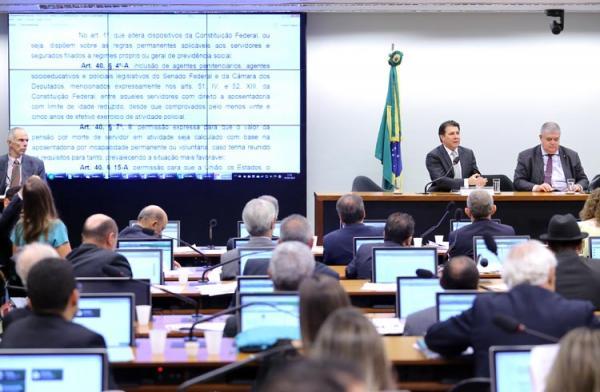 Reforma da Previdência é aprovada na comissão especial da Câmara Federal; veja detalhes