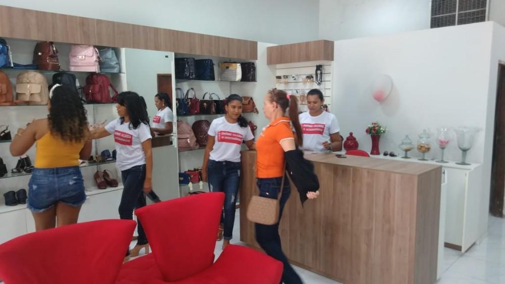 Charme Calçados e Assessórios é inaugurada em Valença do Piauí