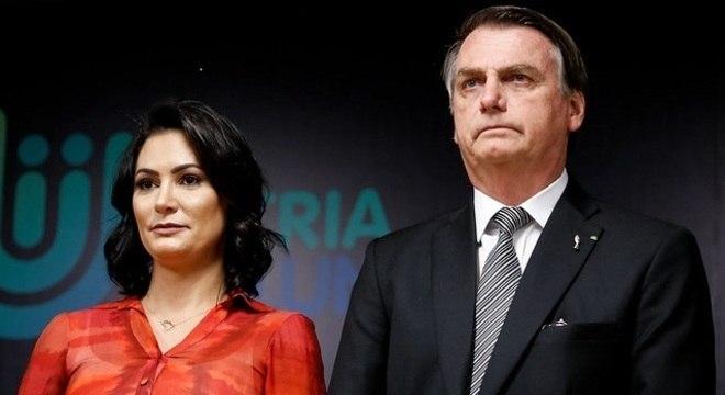 Pedido para medida provisória veio da primeira-dama, Michelle Bolsonaro Carolina Antunes/PR -