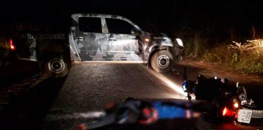 Homem é executado com vários tiros em Piripiri