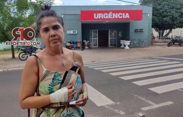 Duas mulheres espancam a própria mãe por causa de dinheiro no norte do Piauí