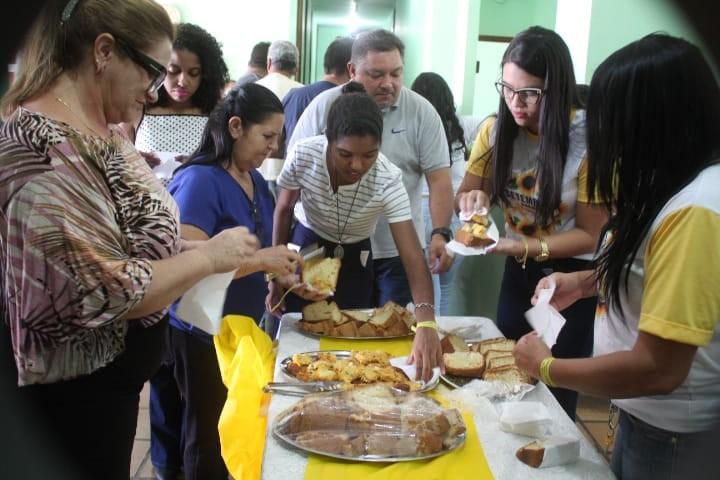 Prefeitura de Valença do Piauí recebe palestra sobre o Setembro Amarelo