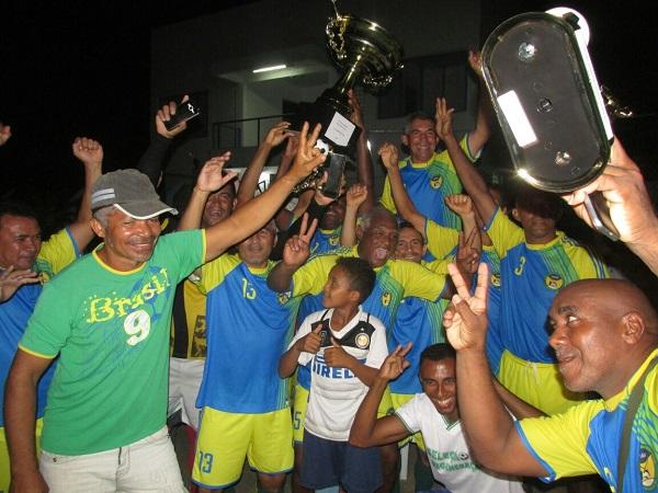Seleção de Regeneração vence Agricolândia e é a grande campeã da Copa Quarentões do Médio Parnaíba