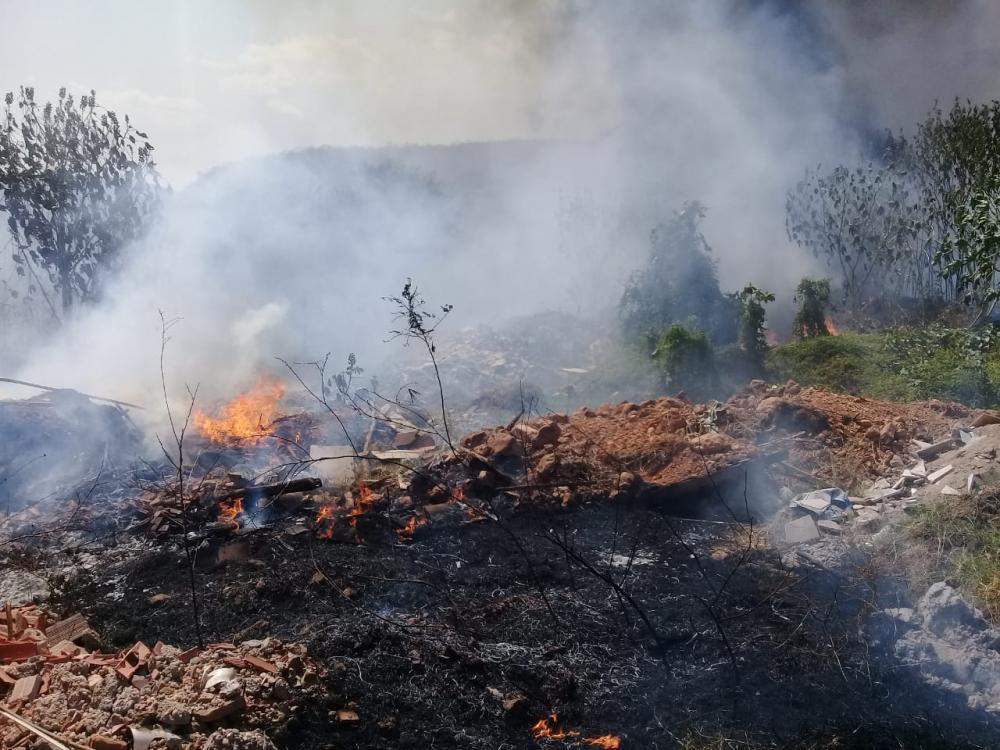 Bairro Ipueiras- Foto: Corpo de Bombeiros