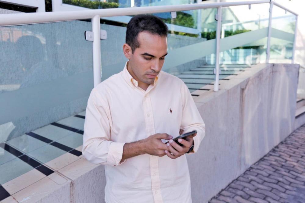 Vereador de Água Branca tem celular invadido por hackers