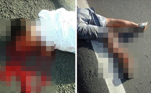 Motociclista é atropelado por carreta, perde massa encefálica e morre na BR 316 em Elesbão Veloso