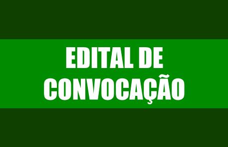 EDITAL DE CONVOCAÇÃO PARA LOTAÇÃO Nº 01/2019